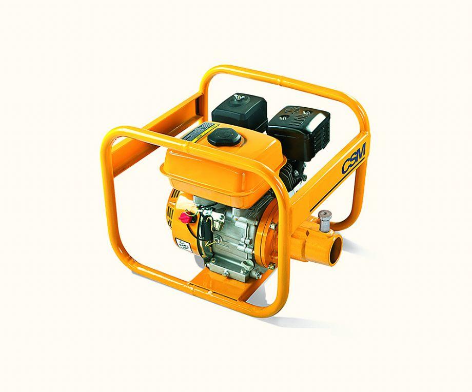 Motor acionamento gasolina / elétrico